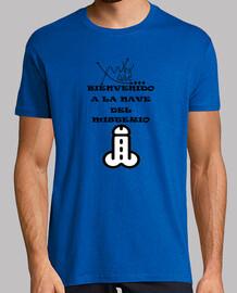 Uomo, manica corta, gialla limone, qualità premium