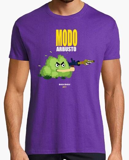 T-shirt Uomo, manica corta, viola, qualità premium