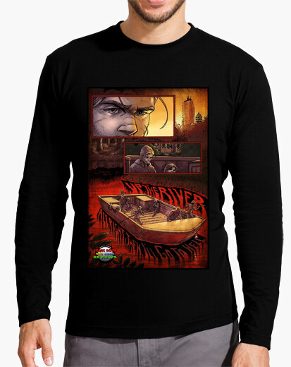 Up The River t-shirt