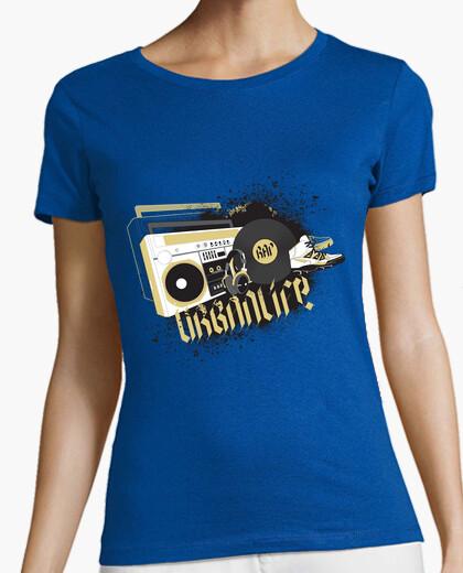 T-Shirt urban leben