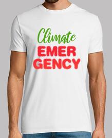urgence climatique