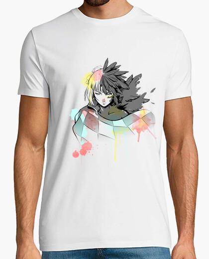 T-shirt urlo watercolor