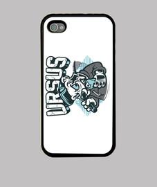Ursus iPhone 4/4s Case