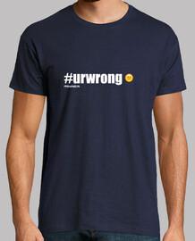 #urwrong [White] - Psychosocial