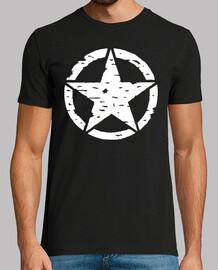 US Army Star - Estrella militar