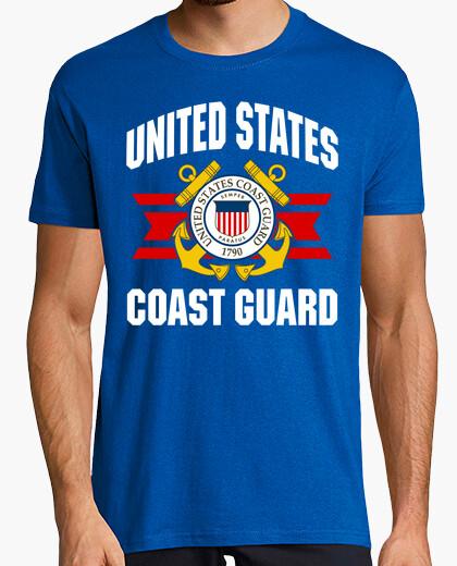 Tee-shirt us coast guard t mod.01