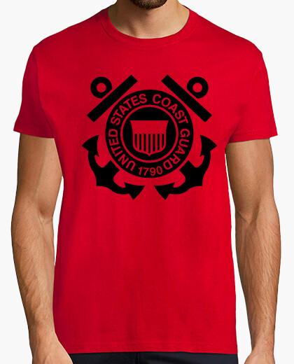 Tee-shirt us coast guard t mod.19
