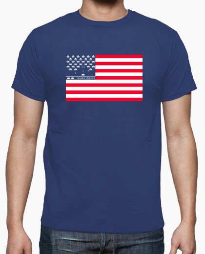 US Invaders (camiseta azul)