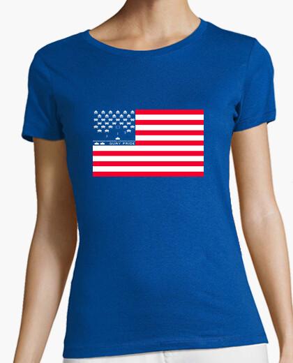 US Invaders (camiseta azul)