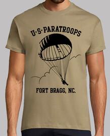 us parachutistes ft bragg mod.2