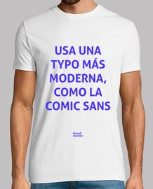 USA comic sans