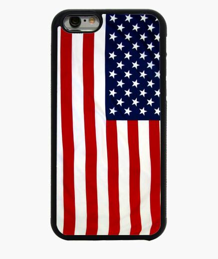 Funda iPhone 6 / 6S USA flag