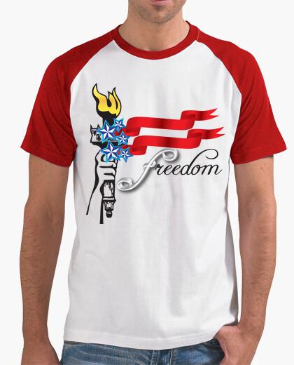 Camiseta USA Freedom
