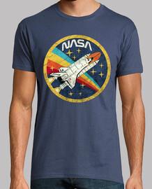 USA Space Agency Vintage Colors V04