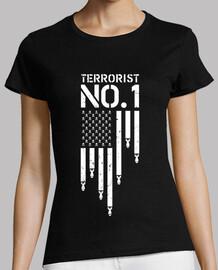 USA. Terrorist No. 1. Blanco