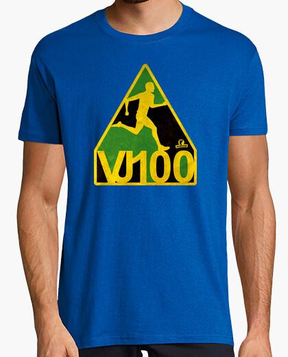 Camiseta Usain Bolt VJ-100 Vintage