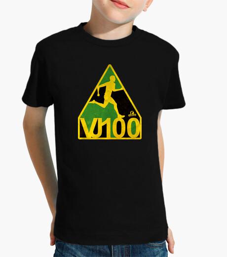 Ropa infantil Usain Bolt VJ-100 Vintage