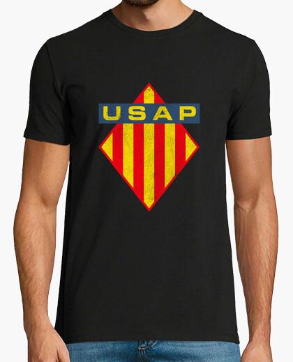 Camiseta USAP distressed