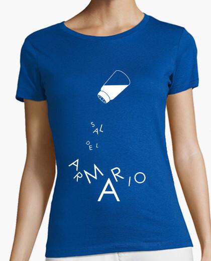 T-shirt uscire allo scoperto _ ♀ m / c