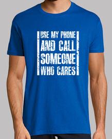 use my phone