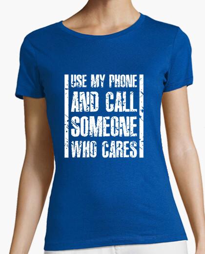 Camiseta Use My Phone