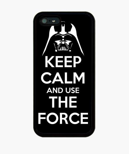 Funda iPhone Use the force (iPhone)