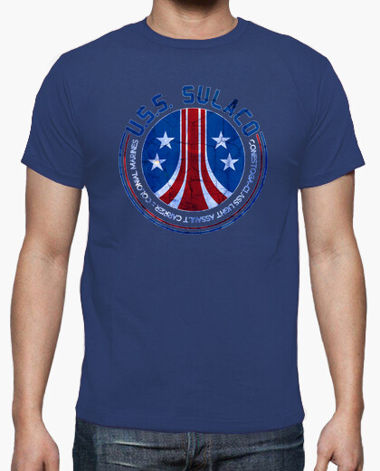 Camiseta U.S.S. Sulaco (Royal)