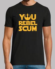 usted escoria rebelde