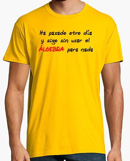 Camiseta Utilidad del Álgebra
