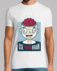 utilise ton brain
