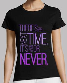 utres pas de  tee shirt  prochaine fois ( femme )