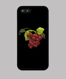 Uvas Rojas iPhone5