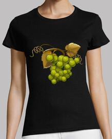 Uvas verdes Chica