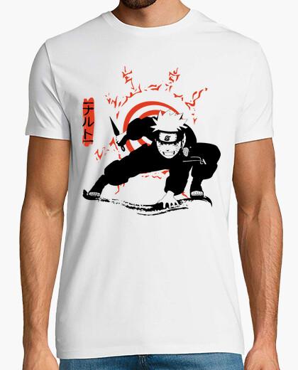 Camiseta Uzumaki Naruto