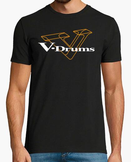 Camiseta V-drums