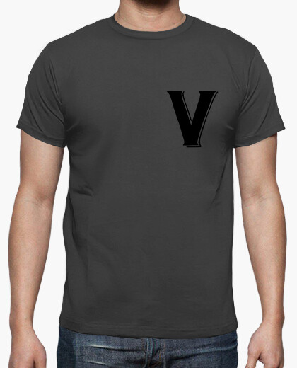 V as vendrame t-shirt