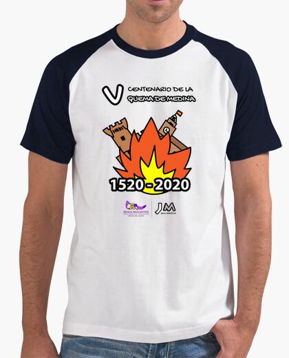 Camiseta V Centenario de la Quema de Medina - Semana Renacentista 2020