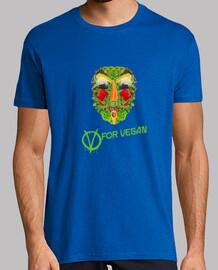 v pour végétalien