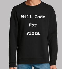 va cod e pour la pizza