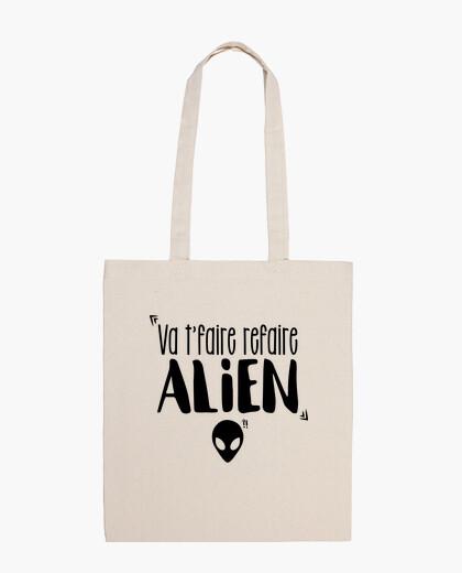 Bolsa Va t'faire refaire Alien