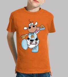 Vaca  Niños