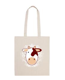 vaca bolsa de hombro