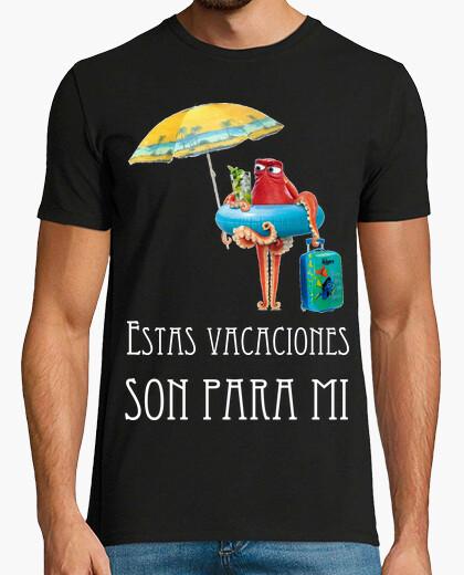 Camiseta Vacaciones