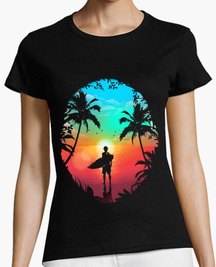 Tee-shirt Vacances d39été