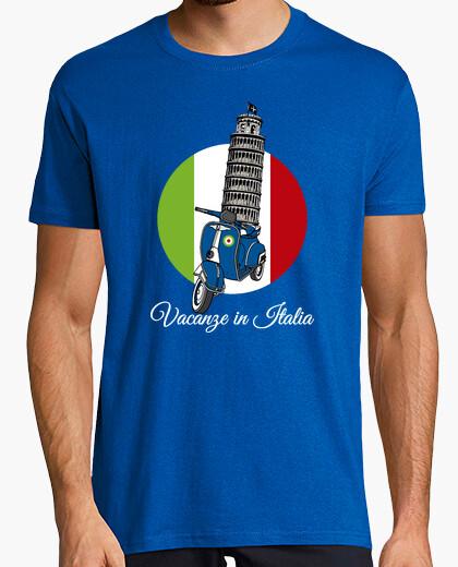 Tee-shirt vacanze in italia