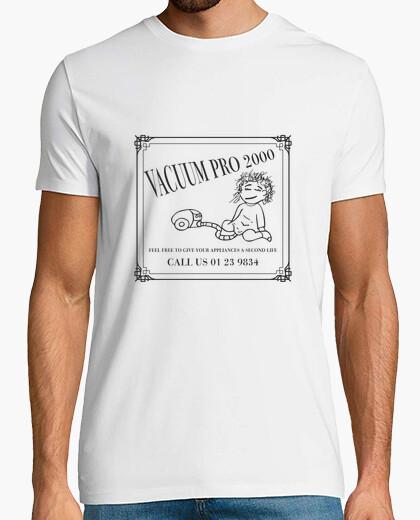 Camiseta Vacuum pro 2000 negro
