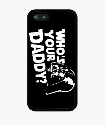 Funda iPhone Vader Daddy