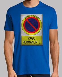 VAGO PERMANENTE