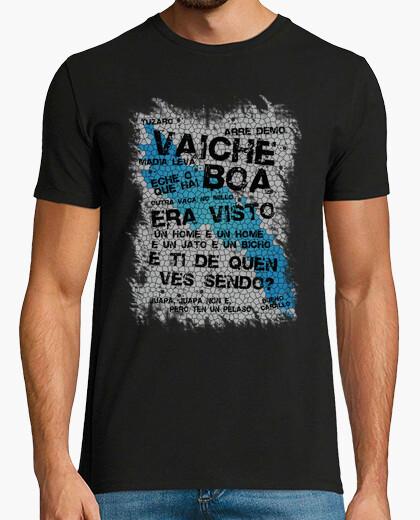 T-shirt vaiche boa