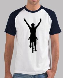 vainqueur du champion cycliste